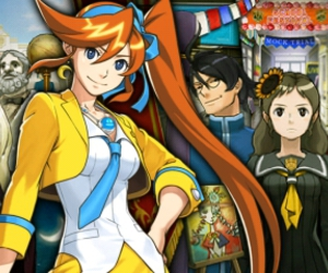 phoenix wright, ace attorney, and dual destinies image