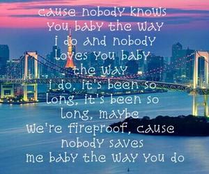 bridge, Lyrics, and song image