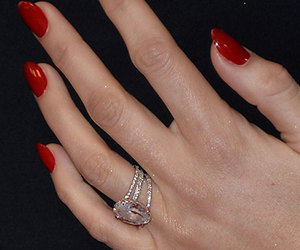 blakelively and engagementring image