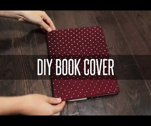 book, diy, and book cover image
