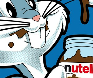 nutella and pop art image