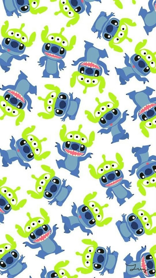 Cute Wallpaper Stitch Uploaded By Vany On We Heart It