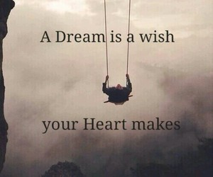 Dream, heart, and is image