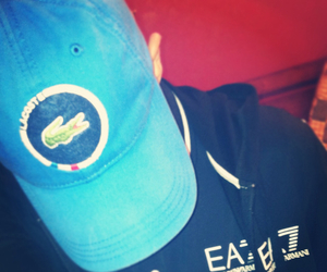 lacoste and ea7 image