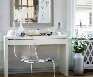 mirror, home, and decor image