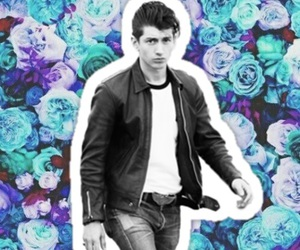 alex turner, arctic monkeys, and colors image