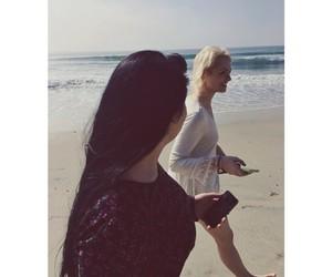 beach, beautiful, and boho image