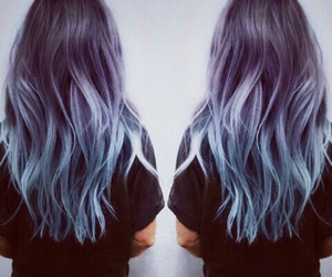 hair, style, and color image