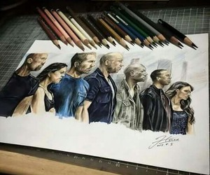 ff7, fastandfurious, and fast7 image