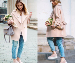 bag, casual, and coat image