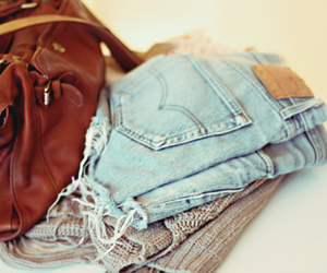 jeans, sweater, and outfit image
