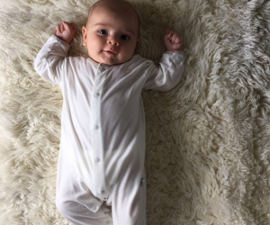 baby, cutie, and reign aston disick image