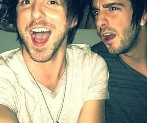 alex, all time low, and bands image