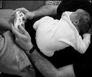 cute! and father & son image