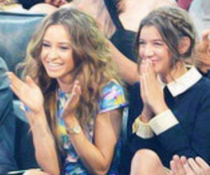 eleanor calder, danielle peazer, and one direction image