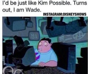 funny, kim possible, and disney image