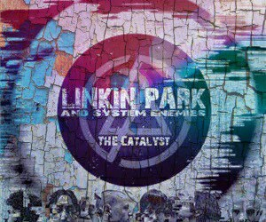 cover, park, and linkin image