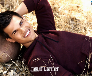 boy, lautner, and sweet image