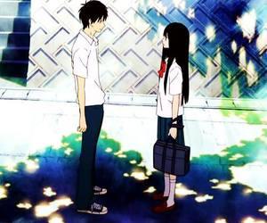 anime, kimi ni todoke, and kazehaya image