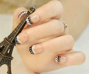 nails and paris image