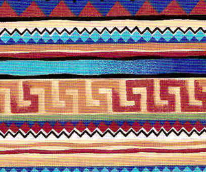 aztec, color, and colorful image
