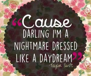Taylor Swift, daydream, and nightmare image