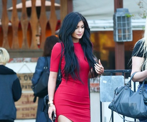 gorgeous and kylie jenner image