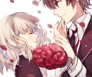 diabolik lovers and ayato and yui image
