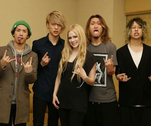 one ok rock and Avril Lavigne image