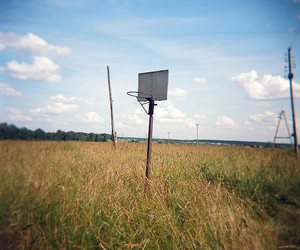 120, Basketball, and field image