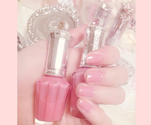cosmetics, etude house, and hands image