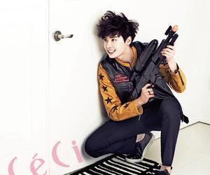 lee jong suk, korean, and actor image
