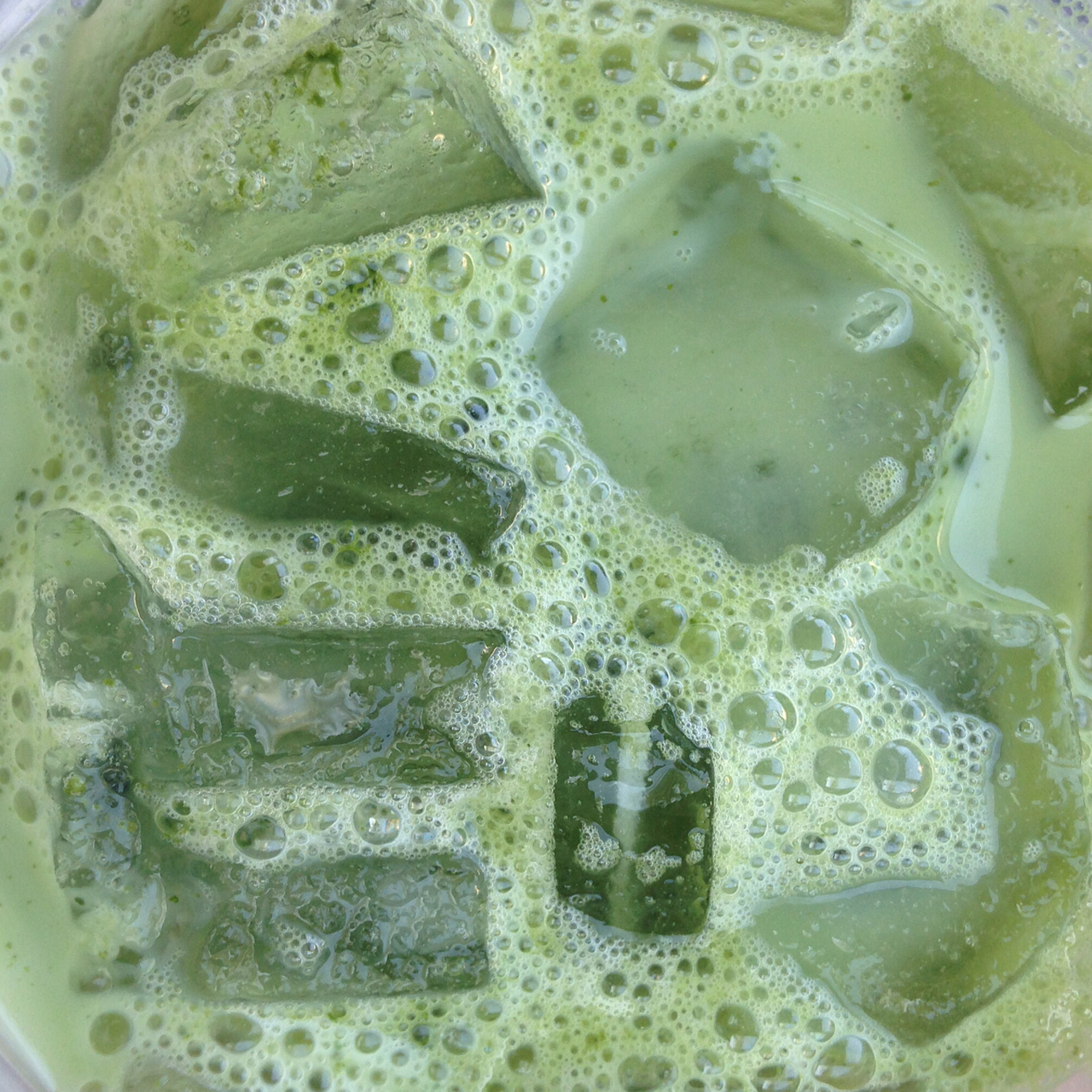Iced Green Tea Uploaded By Hunne On We Heart It