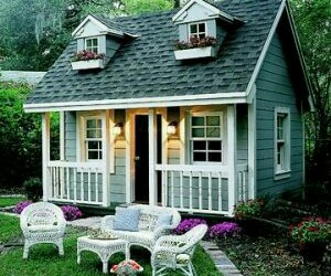 house, cute, and love image