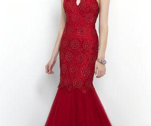 clothes, dress, and prom dresses image