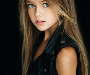 girl, model, and kristina pimenova image