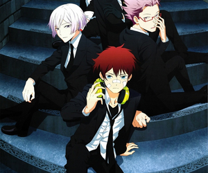 hamatora, anime, and art image