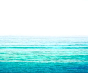 beach, blue, and gradient image