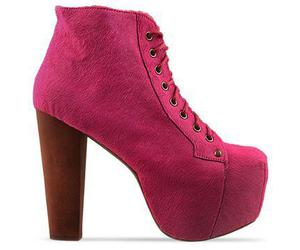 heels, high, and jeffrey campbell image