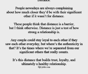 distance, long, and quotes image