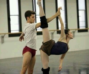 ballet and beautiful image