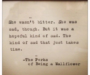 quotes, sad, and bitter image
