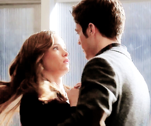 cw, danielle panabaker, and otp image