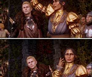 cullen, inquisition, and dragon age image