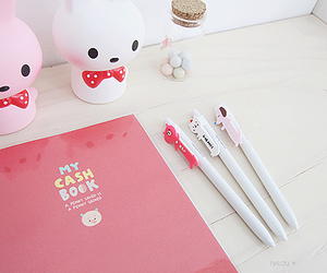 cute, kawaii, and pen image