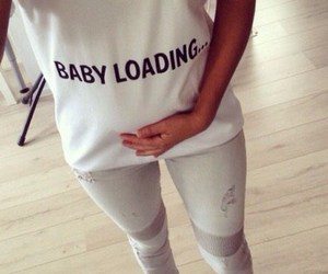baby, cute, and loading image