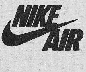 nike, air, and sport image