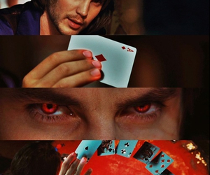 taylor kitsch, gambit, and remy lebeau image