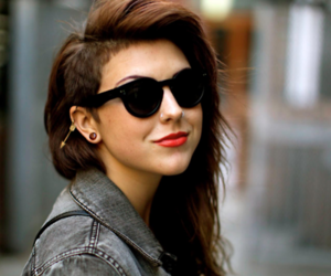 girl, hair, and sierra kusterbeck image