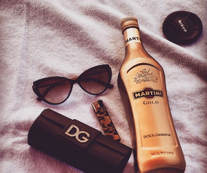 classy, D&G, and martini image